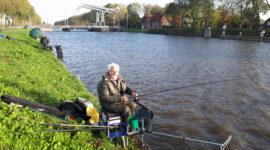 Vis seizoen start aanstaande zaterdag 7 maart 2020